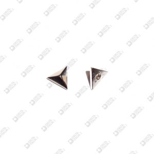 10492 BORCHIA PIRAMIDE 11X11 MM ZAMA