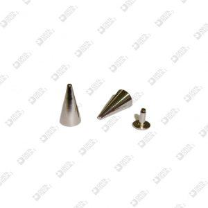 10950/15-P KILLER ORNAMENT 8X15 MM AT PRESSURE BRASS