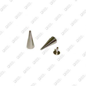 10950/20-P KILLER ORNAMENT 8X20 MM AT PRESSURE BRASS