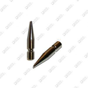 5537 KILLER ORNAMENT 8X45 WIRE 3 MM BRASS