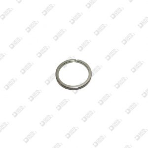 10435/20 FLAT BRISÉ RING 20X24 STRICT IRON