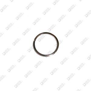 10435/25 FLAT BRISÉ RING 25X32 STRICT IRON