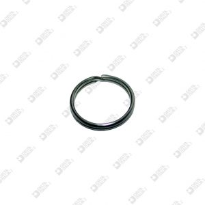 2872/25 MASHED BRISÉ RING IRON