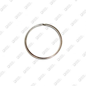 2872/40 MASHED BRISÉ RING IRON