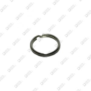 2872/7,5 MASHED BRISÉ RING IRON