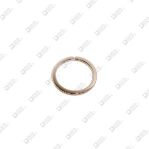 3921/25 FLAT BRISÉ RING 25×31 IRON