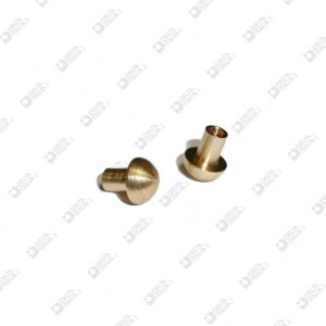 63778/9 FEMALE SCREW 7,5X9 STICK 4X5,5 MM 2,6 BRASS