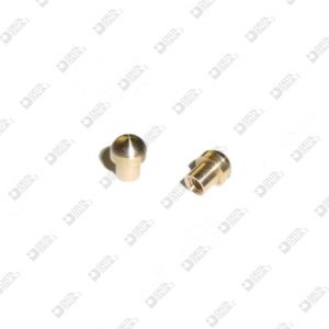 64120 BORCHIA 4X5 GAMBO 2,8X2,4 MM 2 OTTONE