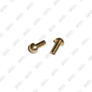 63778/13 FEMALE SCREW 7,5X13 STICK 4X9,5 MM 2,6 NORMAL THREAD BRASS
