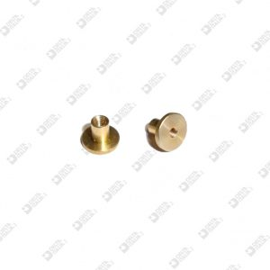64513 COMPASS WITH BASE 7X5 MM 2 BRASS