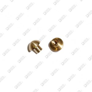 64528 FEMALE SCREW 7,5X7 STICK 4X3,5 MM 2,6 BRASS