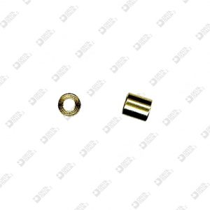 60325/4,5 COMPASS 4X4,5 HOLE 2,2 MM BRASS