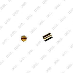 62090 BLIND COMPASS 2,8X4,2 BRASS