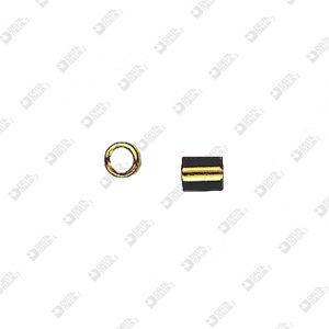 63430/4 COMPASS 3,5X4 MM 3 BRASS
