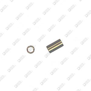 63431 COMPASS 3,5X7 MM 2,6 BRASS