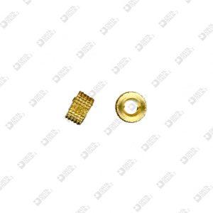 63681 COMPASS 5X3 MM 2,6 BRASS