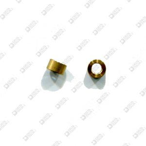 63832 COMPASS 4X2,4 MM HOLE 2,10 BRASS