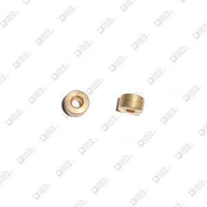 63961 COMPASS 5X3 HOLE MM 2 FLARED BRASS
