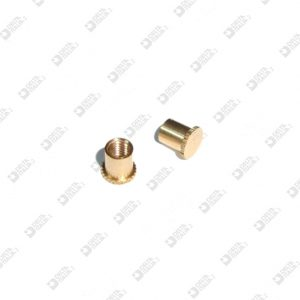 64125 COMPASS 5X5 STICK 3,9X4,3 MM 3 BRASS