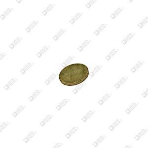 9022/20 NEODYMIUM MAGNET D. 20X2 MM