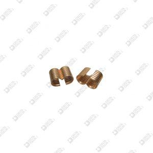 2603/10 FASCETTA RIGATA 15X10 MM FERRO