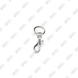 2256/B HOOK RING MM 11 ZAMAK