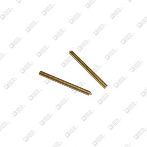 62306 PIN 2,5X33 (FOR 62303 62304 62305) BRASS