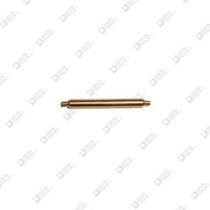 63723 SPRING BAR 3X26 2 MOBILE PARTS, PINS 1,8X2,25 ECOBRASS