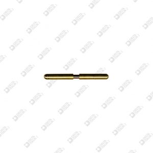 63530/43 PIN 4X43 WITH THROAT 2,9X4,1 BRASS