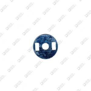 62091/18 BACKPLATE FOR MAGNET D. 18 MM IRON