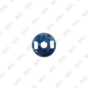 62091/18 CONTROPIASTRA PER CALAMITA D. 18 MM FERRO
