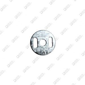64774/18 CONTROPIASTRA PER CALAMITA D. 18 MM FORI GRANDI FERRO