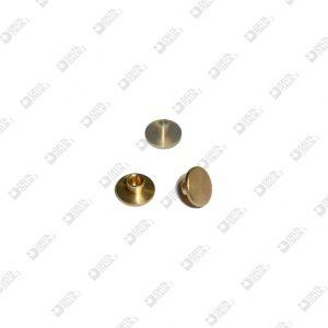 10436 PRESSURE POP TAP 9X4 BRASS
