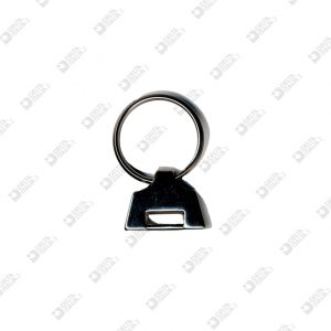 5228 KEY HOLDERS NO RING ZAMAK