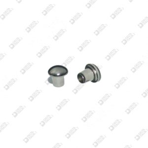 10283/T HEAD RIVET 4007 D. 4 IRON