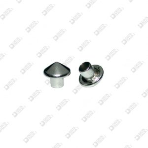 10300/T CONICAL HEAD RIVET 033 IRON