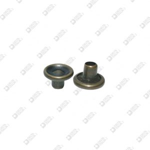 10716/T HEAD RIVET 034 IRON