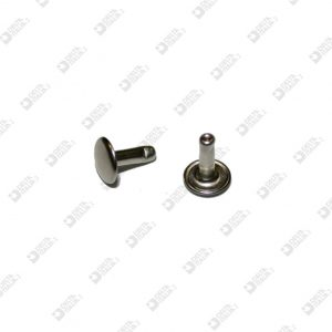 2327/10-GC COVERED STICK RIVET 034 9X10 IRON