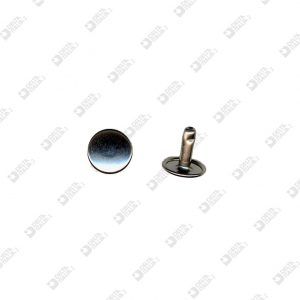 2328/10-GC COVERED STICK RIVET 036 MM 10 IRON