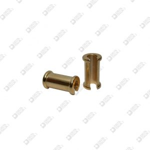 2198 SALVACOSTA 8X14 MILLING MM 2,3 BRASS