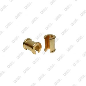 2258 SALVACOSTA 8X10 MILLING MM 2,3 BRASS