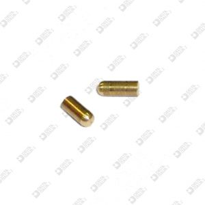 63569 PIN FOR CLOSURE 2X5 BRASS
