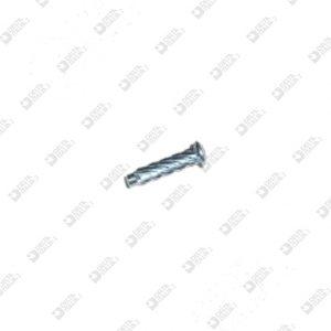 65125/5 RIVETTO AUTOFILETTANTE 1,5X 5 T 2,5 FERRO