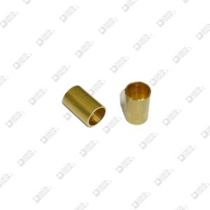 4963 TUBE 13X20 HOLE 11 MM BRASS