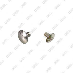8180/E TWIN SCREW BRASS WITH MALE IRON
