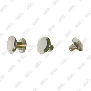 8838/E TWIN SCREW BRASS WITH MALE IRON