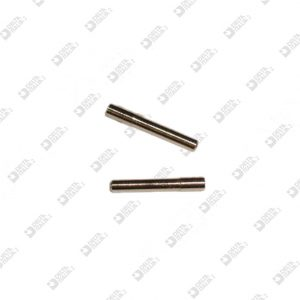 64084000 PIN 1,55X11,4 LOWERED BRASS
