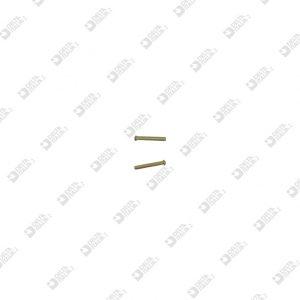 62598 SPINA 2X10,8 PERNO 1,5X10 OTTONE