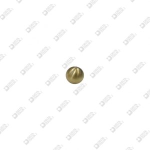62839W12 FULL TURNED SPHERE D. 12 MM ECOBRASS