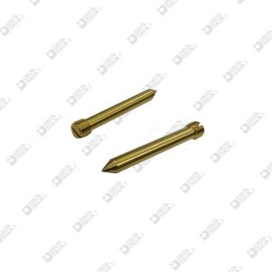 63586/35 PIN 5X35 M5X4 FALL 4MM WITH TIP BRASS